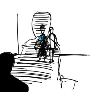 prawnik; pełnomocnik; obrońca; grafika